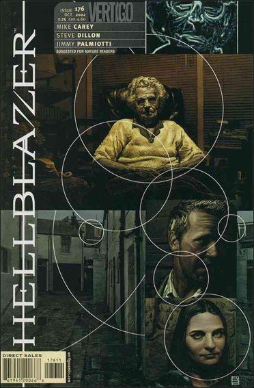 Hellblazer (1988) 176-A by Vertigo