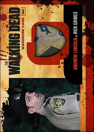 Walking Dead (Wardrobe Subset) M1-A by Cryptozoic Entertainment