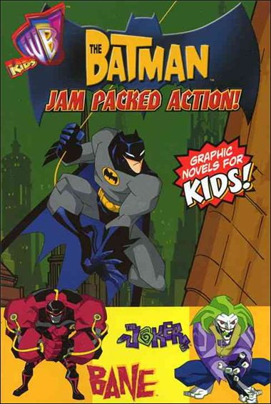 Batman: Jam-Packed Action 1-A by DC