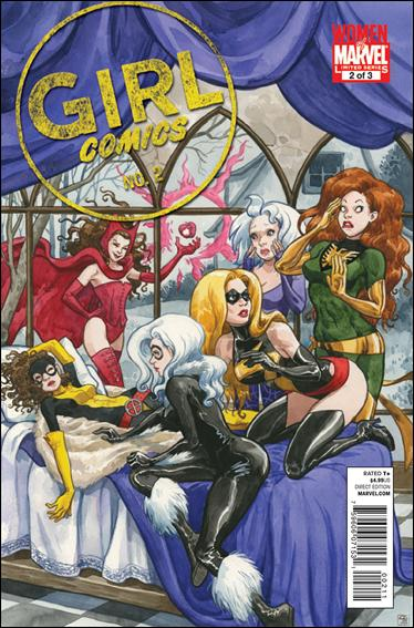 Girl Comics (2010) 2-A by Marvel