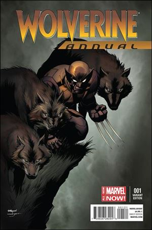 Wolverine Annual (2014) 1-B
