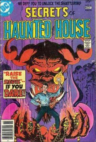 Secrets of Haunted House 8-A