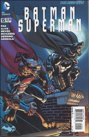 Batman/Superman 15-D