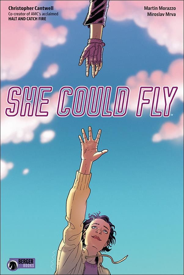 She Could Fly nn-A by Berger Books