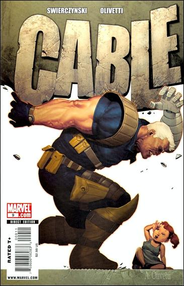 Cable (2008) 9-A by Marvel