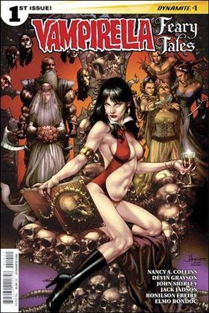 Vampirella: Feary Tales 1-A