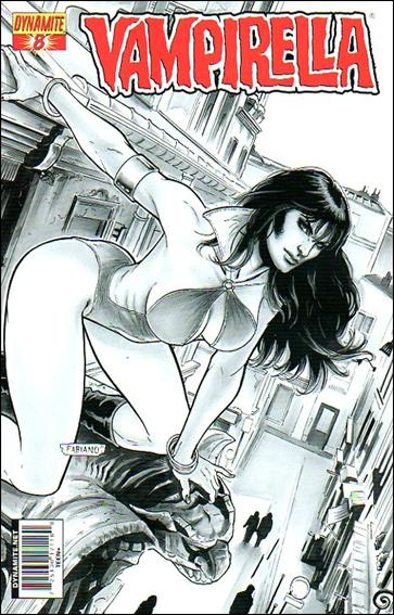 Vampirella (2010) 8-E by Dynamite Entertainment