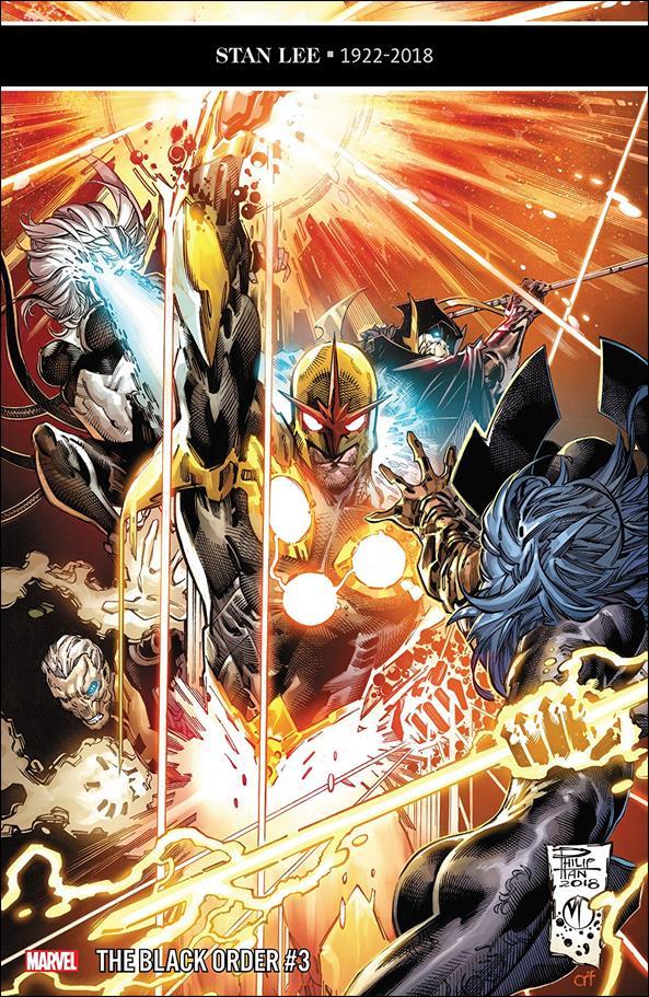 Black Order 3-A by Marvel