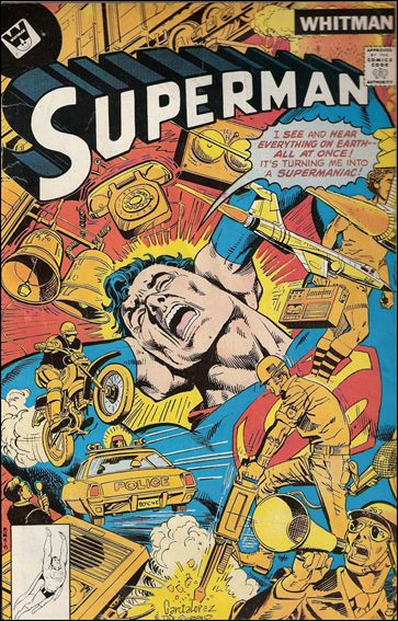 Superman (1939) 321-B by DC
