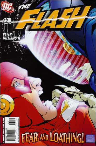 Flash (1987) 238-A by DC