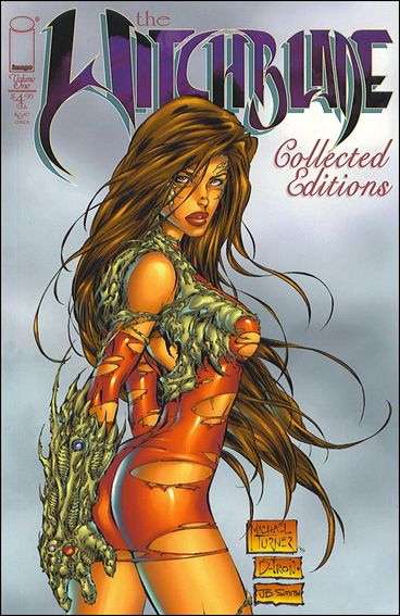 Witchblade Collected Edition 1-A by Top Cow