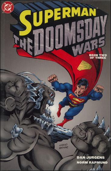 Superman: The Doomsday Wars 2-A by DC