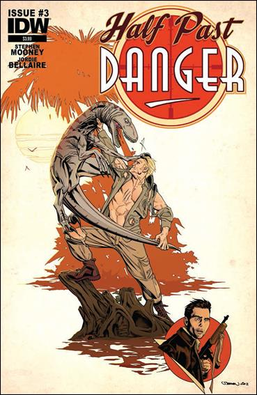 Half Past Danger 3-A by IDW