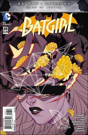 Batgirl (2011) 49-A