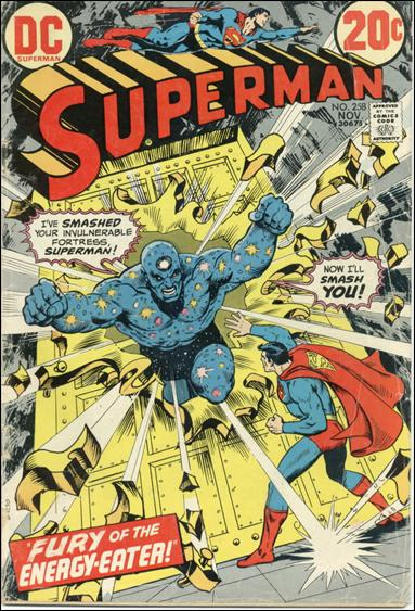 Superman (1939) 258-A by DC