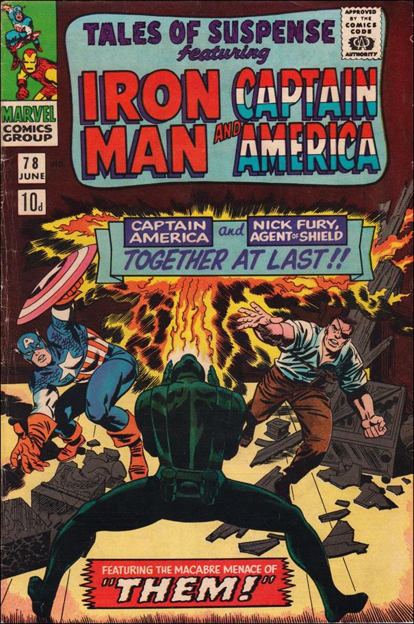 Tales of Suspense (1959) 78-B by Marvel