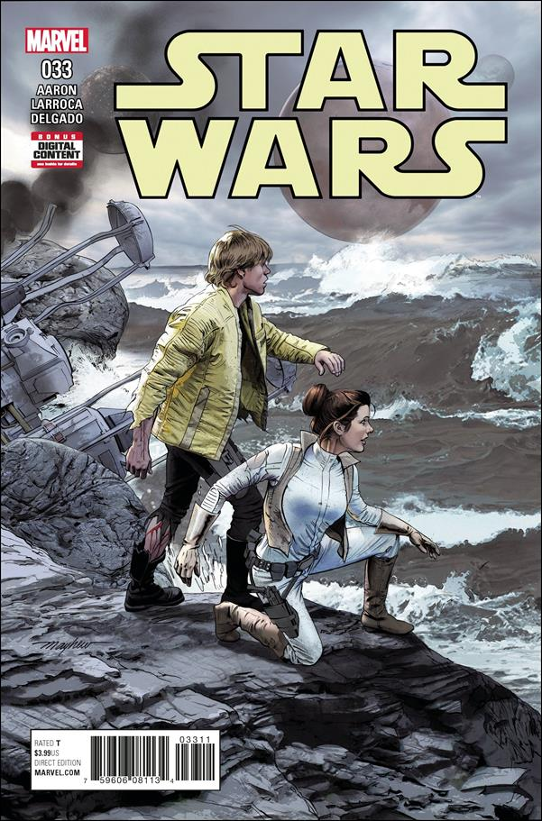 Star Wars (2015) 33-A by Marvel