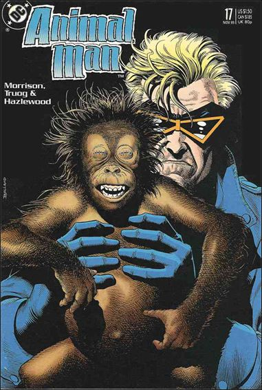 Animal Man (1988) 17-A by Vertigo