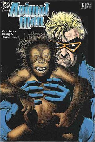 Animal Man (1988) 17-A