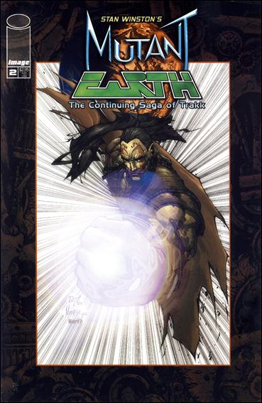 Mutant Earth 2-A by Image