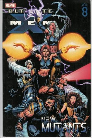 Ultimate X-Men 8-A