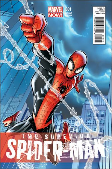 Superior Spider-Man 1-C by Marvel
