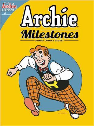 Archie Milestones Jumbo Comics Digest 3-A