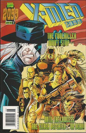 X-Men 2099 33-B
