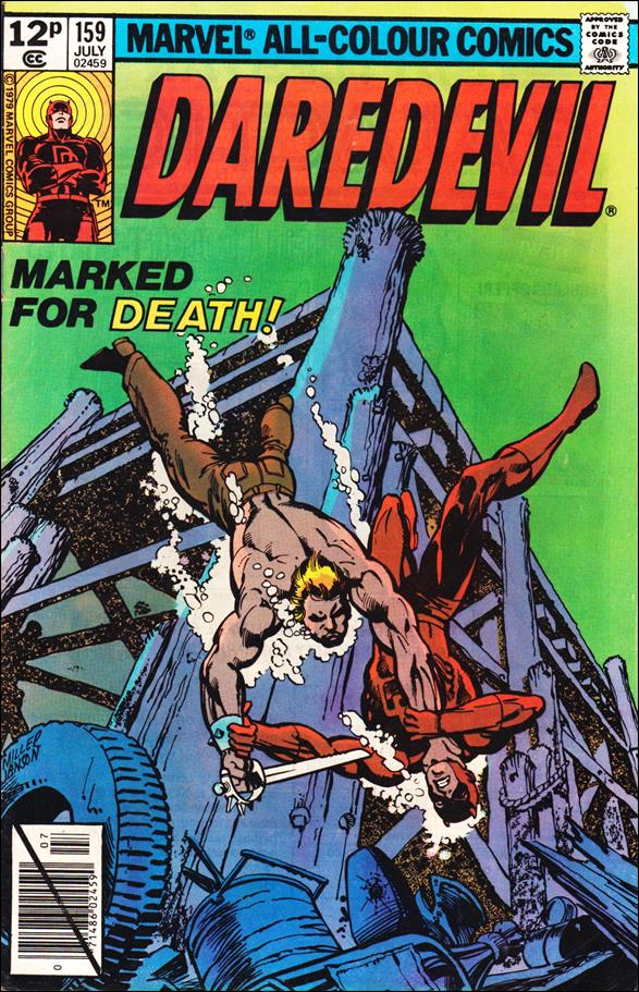 Daredevil (1964) 159-B by Marvel
