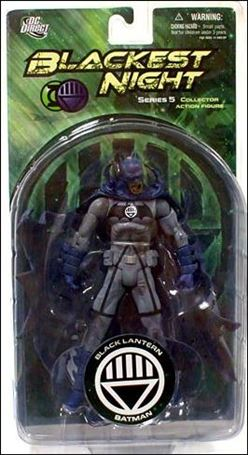Blackest Night (Series 5) Black Lantern Batman