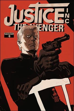 Justice, Inc: The Avenger 6-A