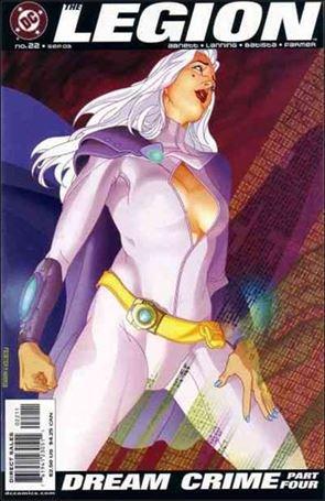 Legion (2001) 22-A