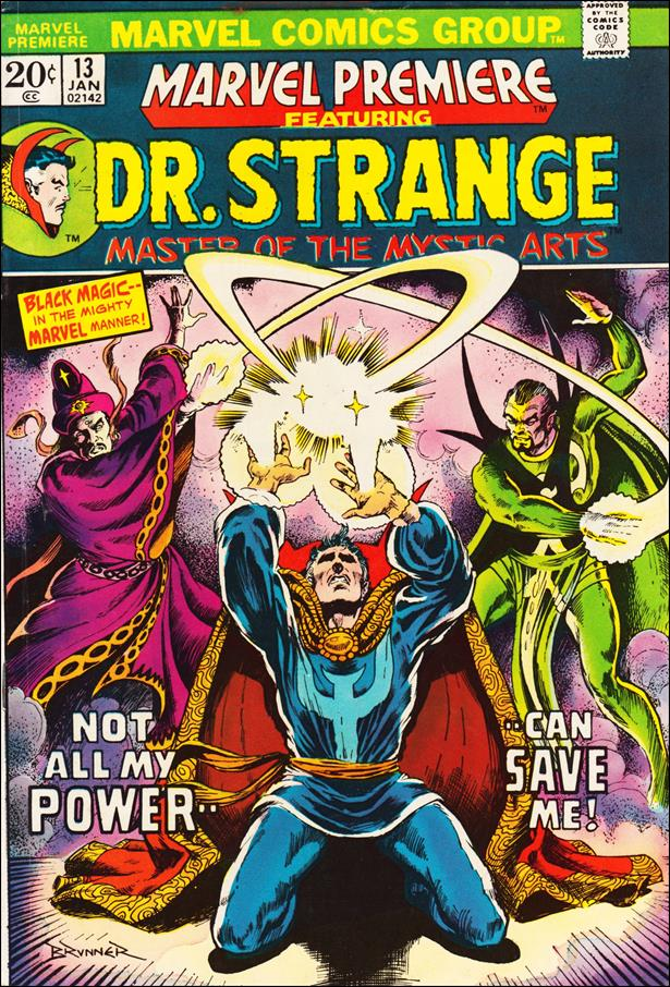 Marvel Premiere 13-A by Marvel