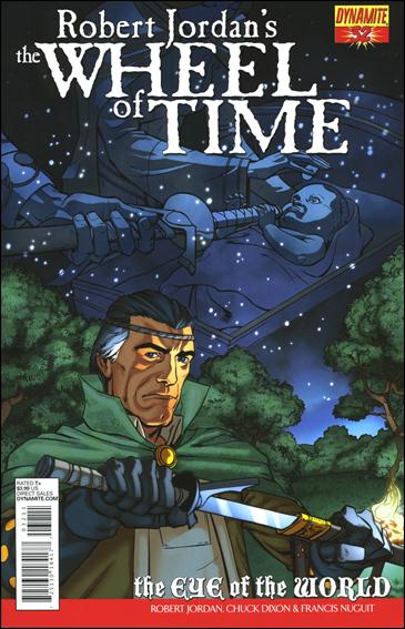 Robert Jordan's Wheel of Time: The Eye of the World (2010) 32-A by Dynamite Entertainment