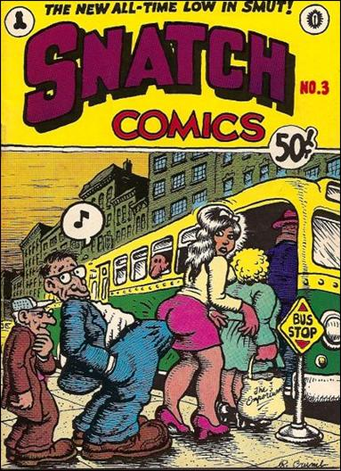 Snatch Comics 3-A by Apex Novelties