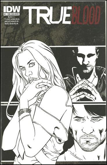 True Blood (2010) 1-J by IDW