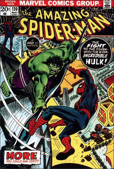 Amazing Spider-Man (1963) 120-A by Marvel