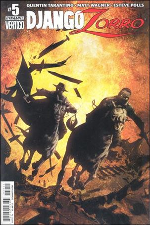 Django/Zorro 5-A