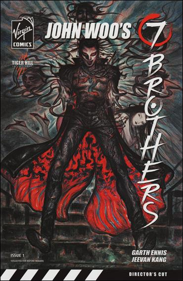 7 Brothers (2006) 1-B by Virgin Comics