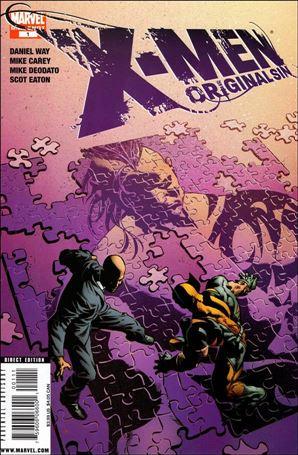 X-Men: Original Sin 1-A