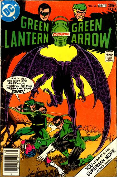 Green Lantern (1960) 96-A by DC