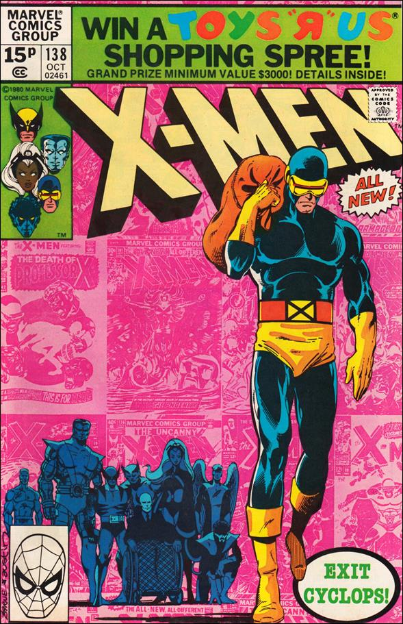 X-Men (1963) 138-B by Marvel