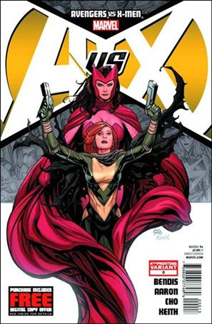 Avengers vs X-Men 0-F