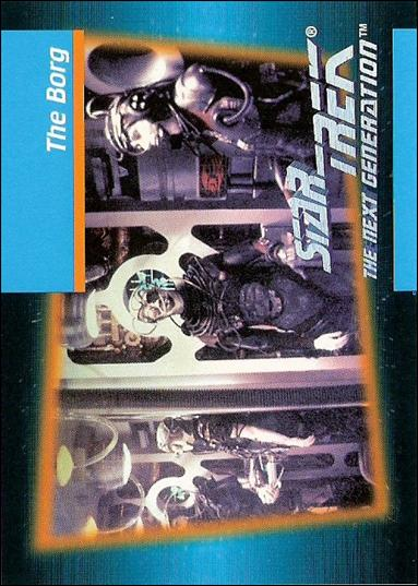 Star Trek: The Next Generation - Inaugural Edition (Base Set) 27-A by Impel