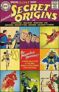 Secret Origins Replica Edition 1-A by DC