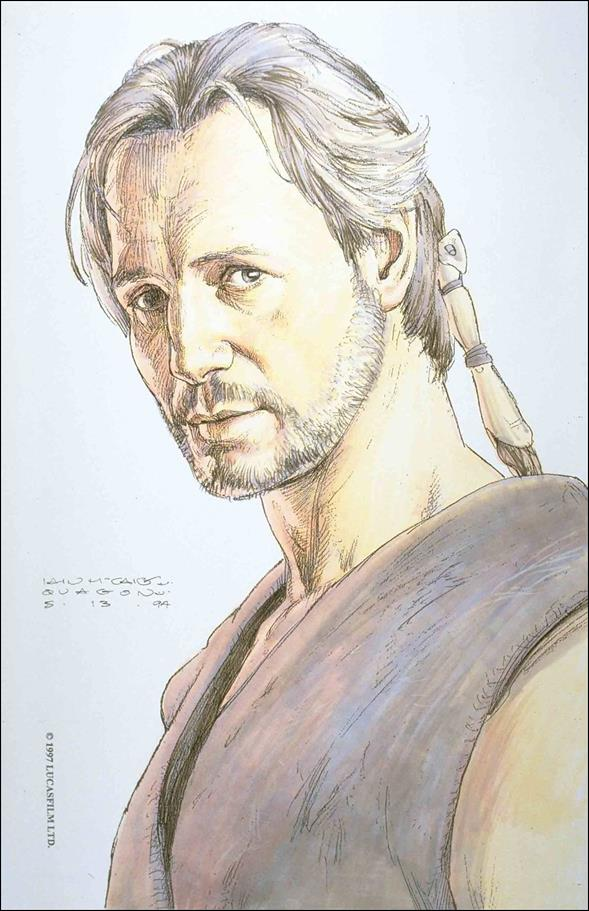Star Wars: Age of Republic - Qui-Gon Jinn 1-C by Marvel