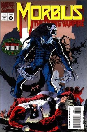 Morbius: The Living Vampire (1992) 31-A