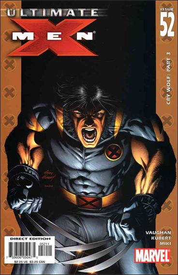 Ultimate X-Men (2000) 52-A by Marvel