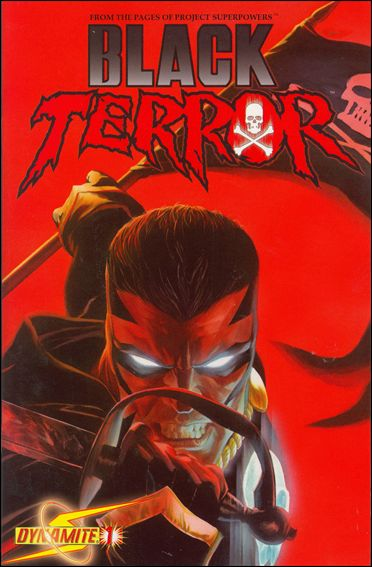 Black Terror (2008) 1-A by Dynamite Entertainment