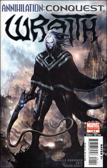 Annihilation: Conquest - Wraith 1-A by Marvel